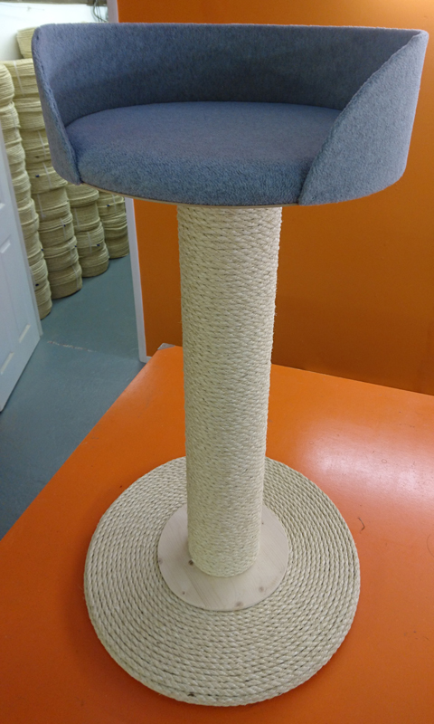 Giant Cat Scratching Post with Large Bed | ScratchyCats