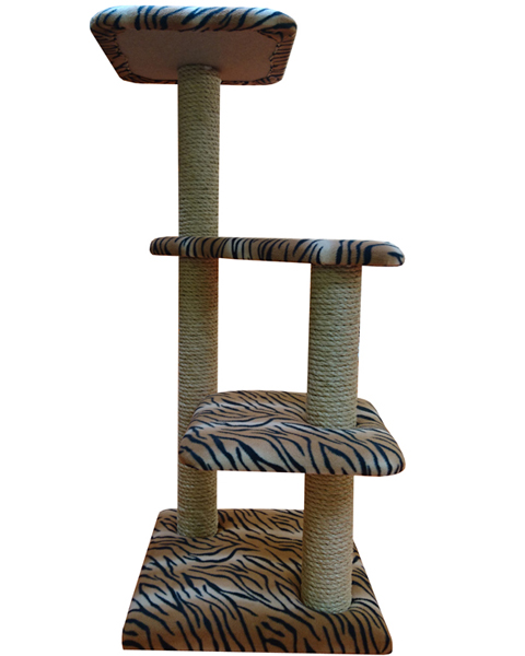 Luxury Large Cat Tree Furniture with Platforms
