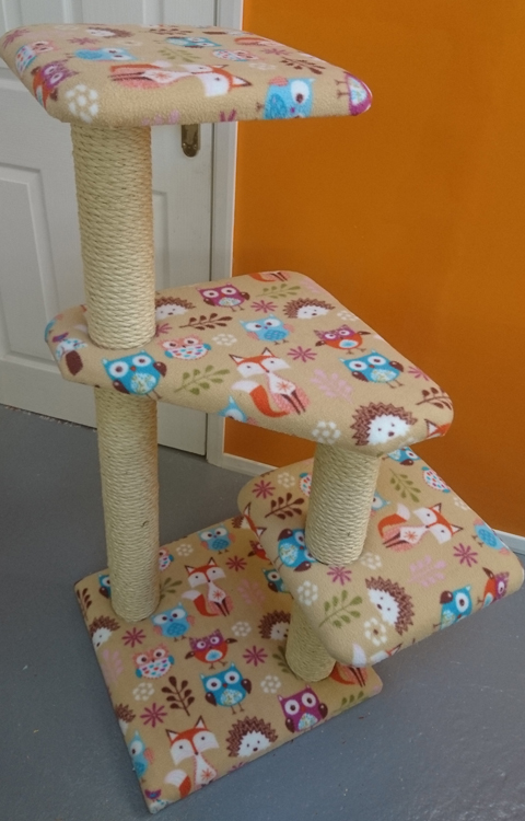 Luxury Large Cat Tree Furniture with Platforms | ScratchyCats