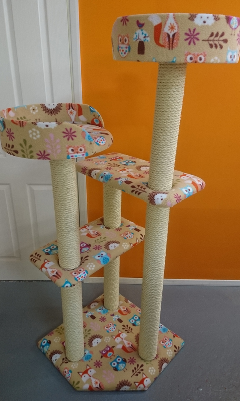 Cat Tree 021 | ScratchyCats