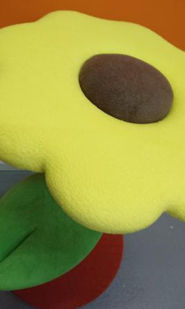 Sunflower Cat Scratching Post | ScratchyCats