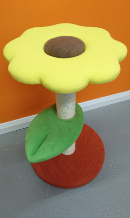 Sunflower Cat Scratching Post | ScratchyCats