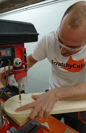 About ScratchyCats