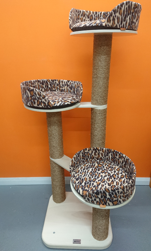 Ultimate Series Cat Tree with Manila Rope