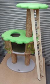Tree House Custom Cat Tree UK | ScratchyCats