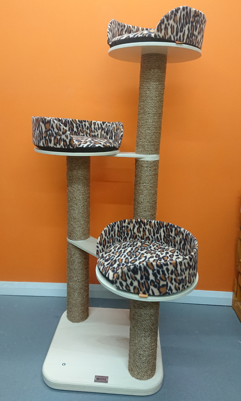 Ultimate Series Cat Tree with Manila Rope | ScratchyCats
