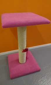 Pink Cat Scratching Post | ScratchyCats
