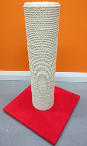 Red Cat Scratching Post | ScratchyCats