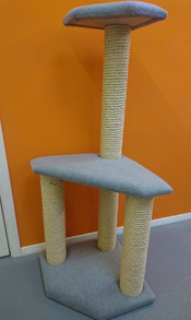 Stone Cat Scratching Post | ScratchyCats