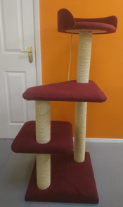 Wine Cat Scratching Post | ScratchyCats