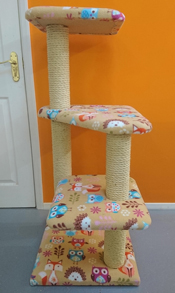 Woodland Cat Scratching Post | ScratchyCats