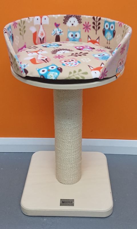 Large High Quality Cat Scratching Post   ScratchyCats