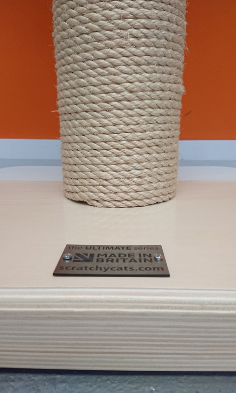 Large High Quality Cat Scratching Post | ScratchyCats