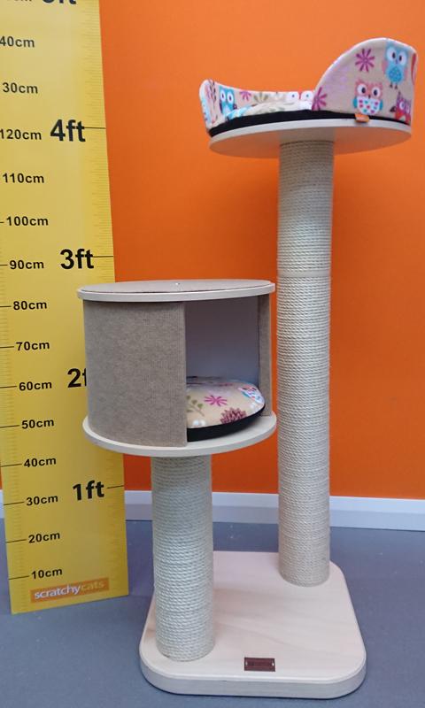 The Ultimate Modular Cat Tree SC-U13