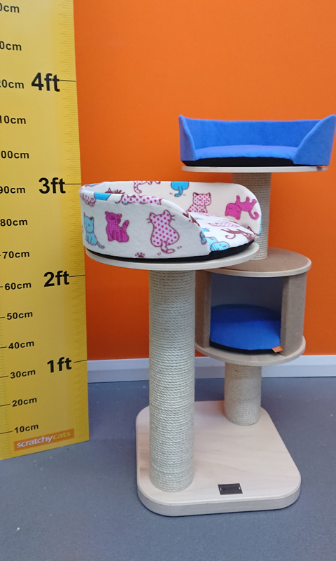 The Ultimate Modular Cat Tree SC-U14