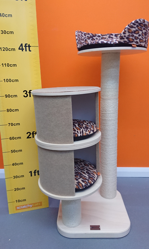 The Ultimate Modular Cat Tree SC-U15