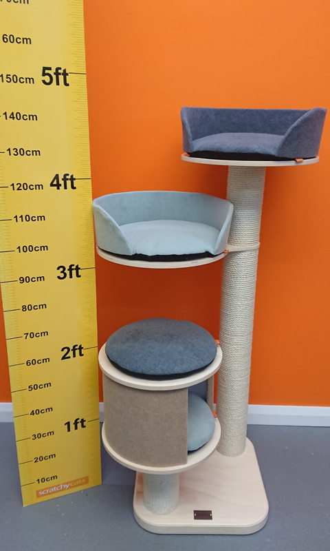 The Ultimate Modular Cat Tree SC-U18