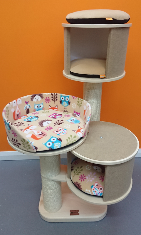 Large High Quality Cat Tree | ScratchyCats