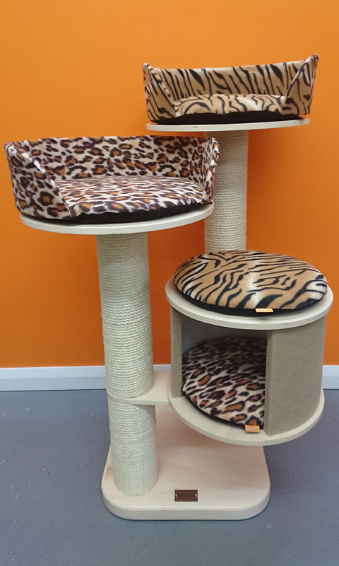 The Ultimate Cat Tree