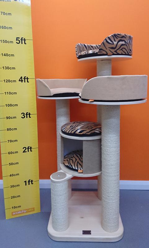 The Ultimate Modular Cat Tree SC-U30