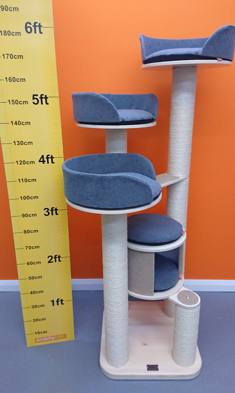 The Ultimate Modular Cat Tree SC-U33