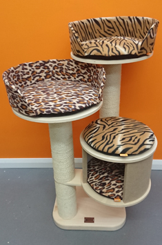 The Ultimate Cat Tree SC-U21