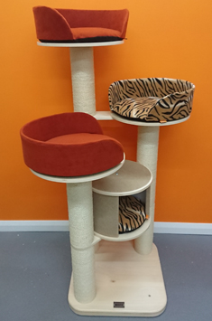 The Ultimate Cat Tree SC-U28