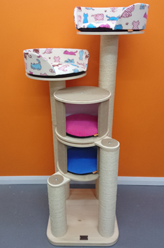 The Ultimate Cat Tree SC-U32