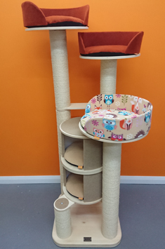 The Ultimate Cat Tree SC-U34